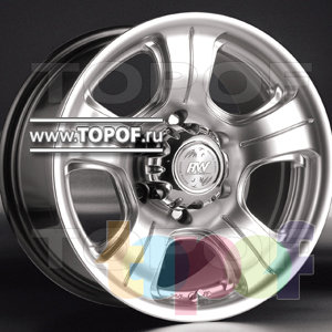 Колесные диски Racing Wheels (RW) Premium H-338