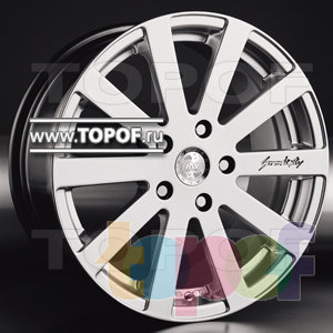 Колесные диски Racing Wheels (RW) Premium H-339. Изображение модели #1