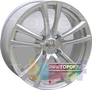 Колесные диски Racing Wheels (RW) Premium H-346. Изображение модели #1