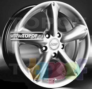 Колесные диски Racing Wheels (RW) Premium H-368. Изображение модели #1