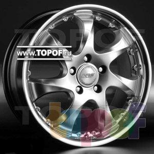 Колесные диски Racing Wheels (RW) Premium H-371. Изображение модели #1