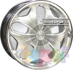 Колесные диски Racing Wheels (RW) Premium H-377. Изображение модели #1
