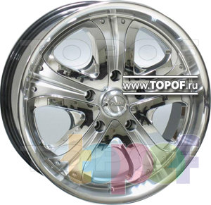 Колесные диски Racing Wheels (RW) Premium H-382. Изображение модели #1