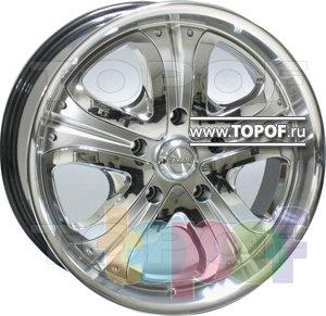 Колесные диски Racing Wheels (RW) Premium H-382