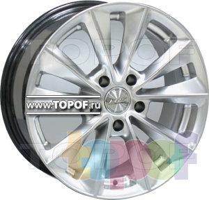 Колесные диски Racing Wheels (RW) Premium H-393. Изображение модели #1
