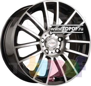 Колесные диски Racing Wheels (RW) Premium H-408. Изображение модели #1