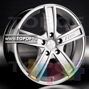 Колесные диски Racing Wheels (RW) Premium H-412. Изображение модели #1