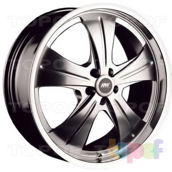 Колесные диски Racing Wheels (RW) Premium HF-611