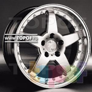 Колесные диски Racing Wheels (RW) Replica BMW BM-28. Изображение модели #1