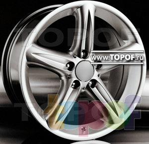 Колесные диски Racing Wheels (RW) Replica Mercedes BZ-05. Изображение модели #1