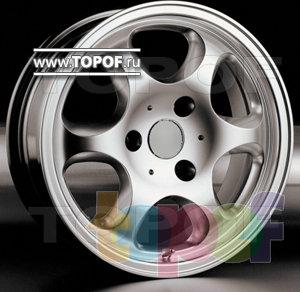 Колесные диски Racing Wheels (RW) Replica Mercedes BZ-17. Изображение модели #1
