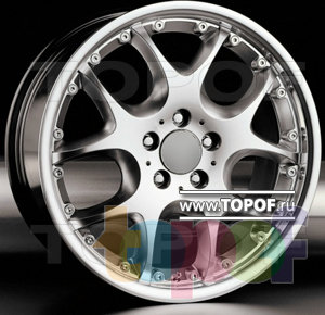 Колесные диски Racing Wheels (RW) Replica Mercedes BZ-18. Изображение модели #1