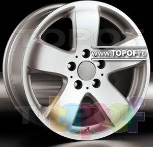 Колесные диски Racing Wheels (RW) Replica Mercedes BZ-19. Изображение модели #1