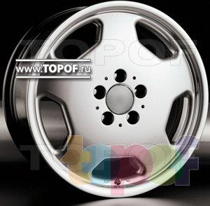 Колесные диски Racing Wheels (RW) Replica Mercedes BZ-22. Изображение модели #1