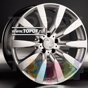 Колесные диски Racing Wheels (RW) Replica Mercedes BZ-32
