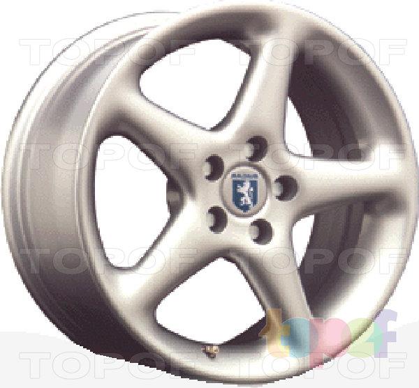 Колесные диски Radius R1