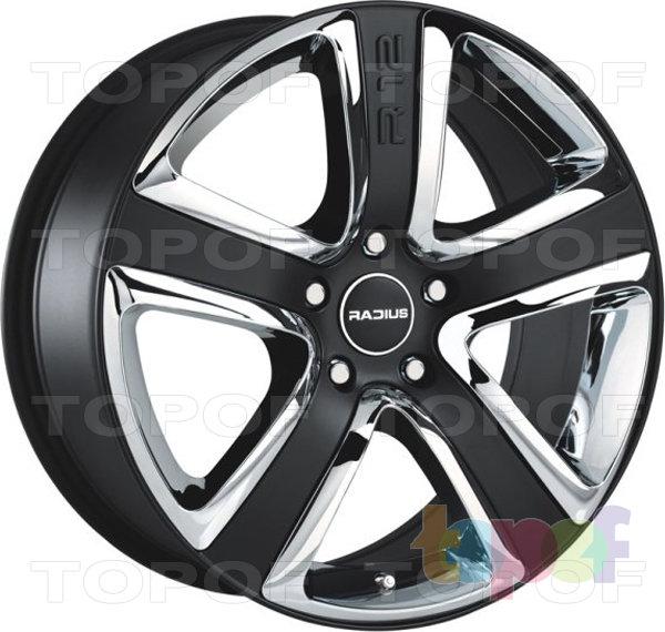Колесные диски Radius R12. Sport