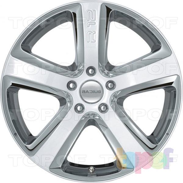 Колесные диски Radius R12. Изображение модели #1