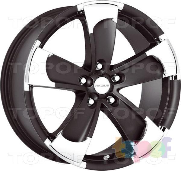 Колесные диски Radius R14. Изображение модели #2
