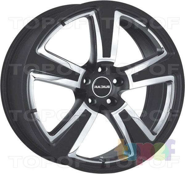 Колесные диски Radius R15. Sport