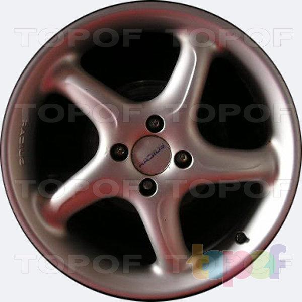 Колесные диски Radius R2. Изображение модели #2