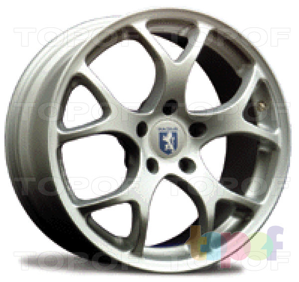 Колесные диски Radius R4. Изображение модели #1