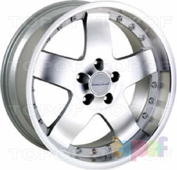 Колесные диски Radius R7
