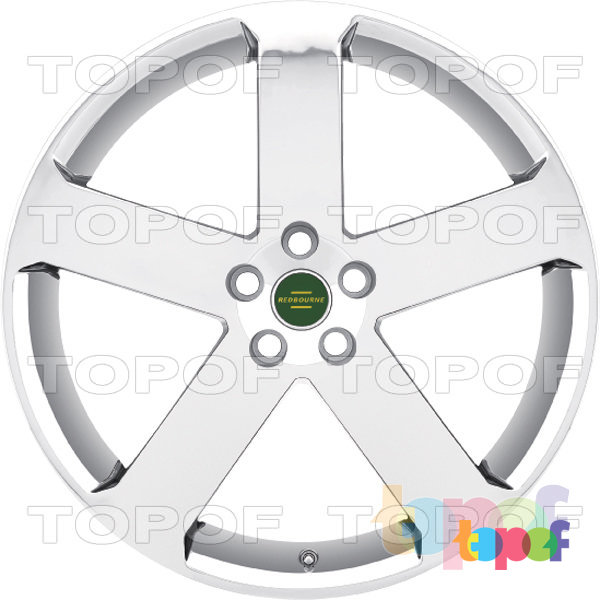 Колесные диски Redbourne Nottingham. Хромированный