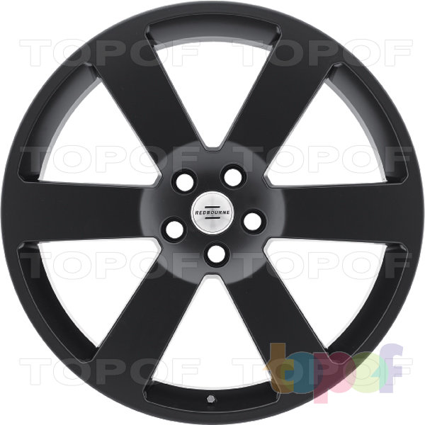 Колесные диски Redbourne Saxon. Черный