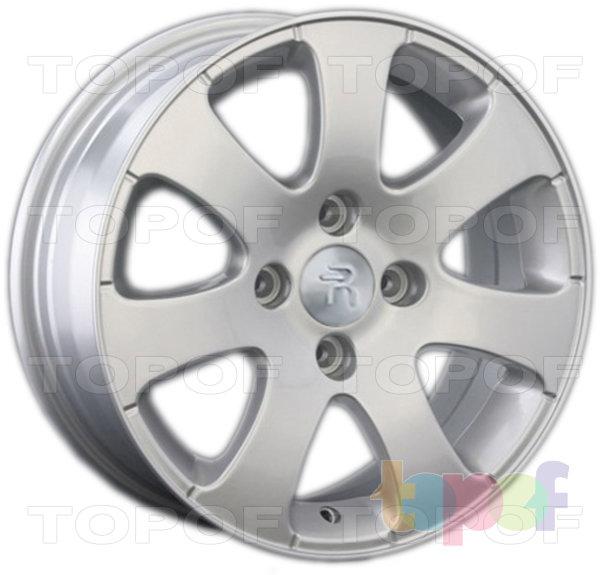 Колесные диски Replay (Replica LS) Ci41. Изображение модели #1