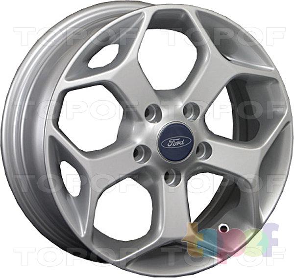 Колесные диски Replay (Replica LS) FD12. Изображение модели #1