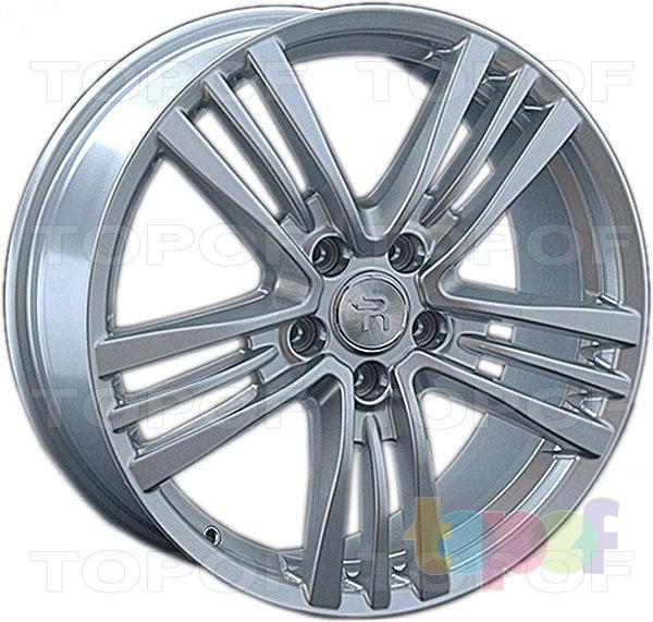 Колесные диски Replay (Replica LS) FD85. Цвет - серебряный