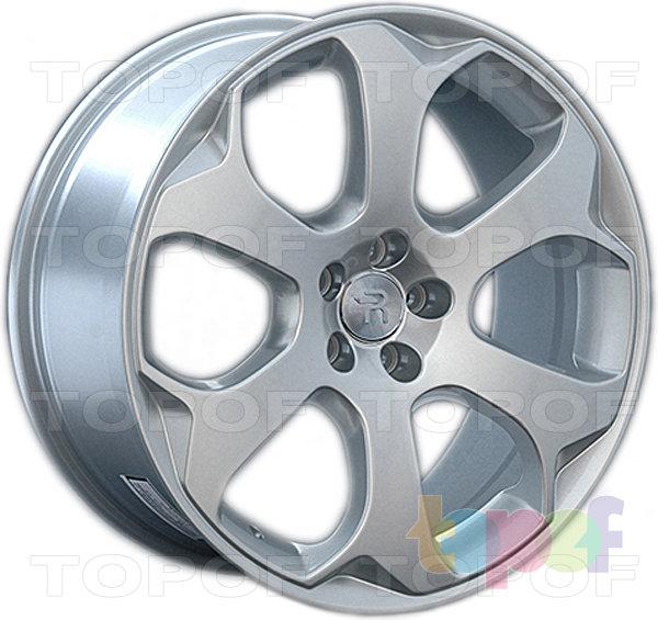 Колесные диски Replay (Replica LS) FD87. Цвет - серебристый