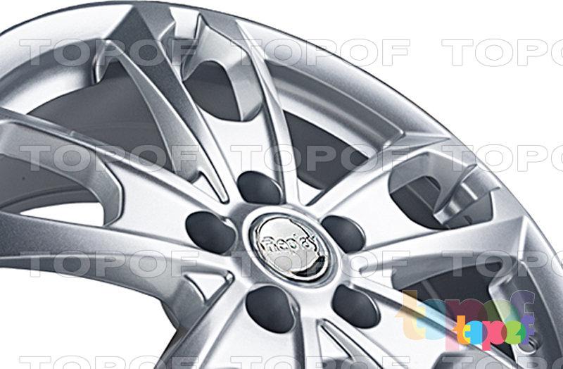 Колесные диски Replay (Replica LS) FD97. Изображение модели #1