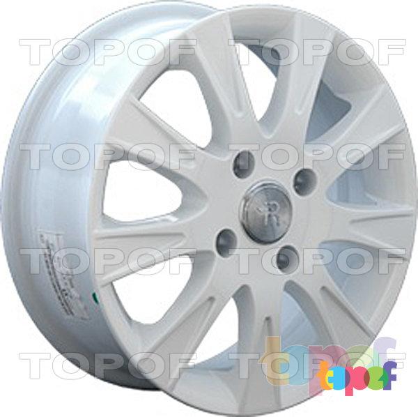 Колесные диски Replay (Replica LS) GN12 (GM12). Цвет - белый
