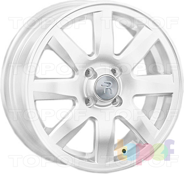 Колесные диски Replay (Replica LS) GN15 (GM15). Цвет - белый