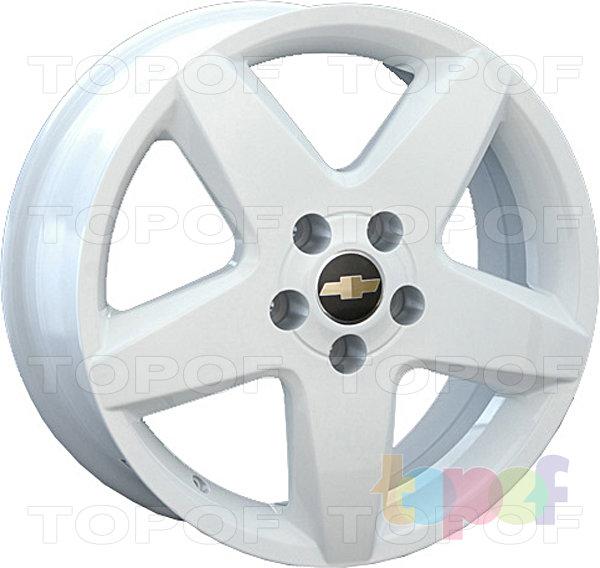 Колесные диски Replay (Replica LS) GN16 (GM16). Цвет белый