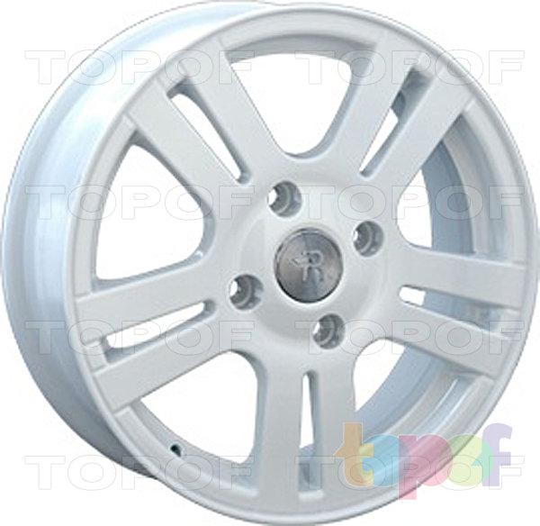 Колесные диски Replay (Replica LS) GN18 (GM18). Цвет - белый