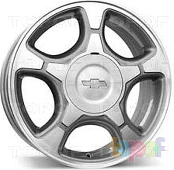 Колесные диски Replay (Replica LS) GN19 (GM19). Изображение модели #1