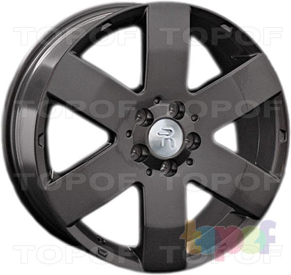 Колесные диски Replay (Replica LS) GN20 (GM20). Цвет GM
