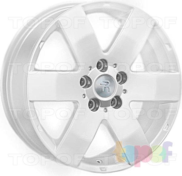 Колесные диски Replay (Replica LS) GN20 (GM20). Цвет - белый