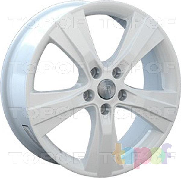Колесные диски Replay (Replica LS) GN23 (GM23). Цвет - белый