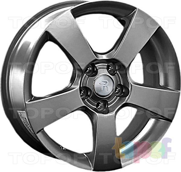Колесные диски Replay (Replica LS) GN26 (GM26). Цвет GM
