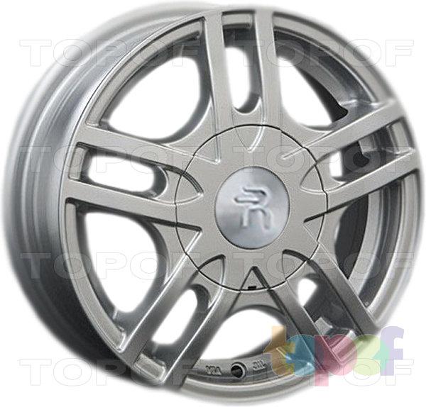 Колесные диски Replay (Replica LS) GN5 (GM5). Цвет серебряный