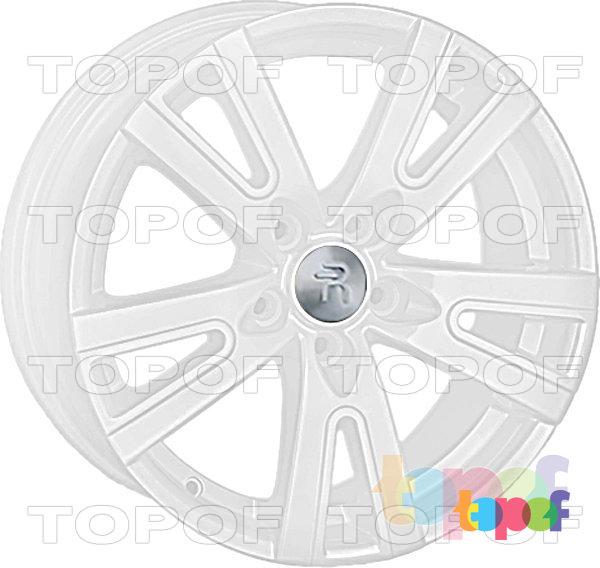 Колесные диски Replay (Replica LS) GN50 (GM50). Цвет - белый