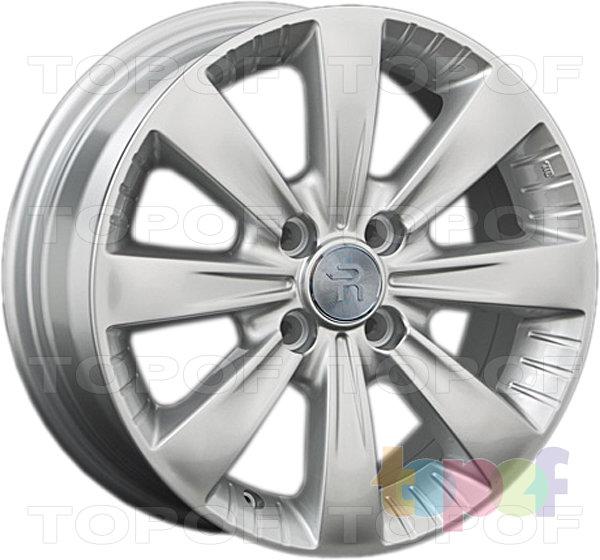 Колесные диски Replay (Replica LS) GN73 (GM73). Изображение модели #1