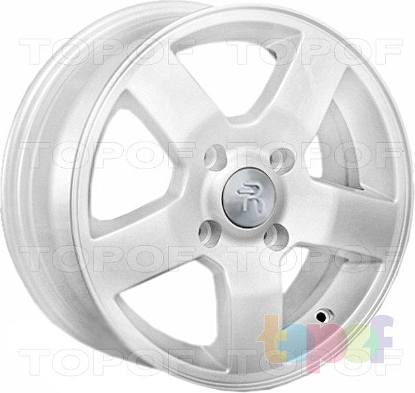 Колесные диски Replay (Replica LS) GN9 (GM9). Цвет - белый