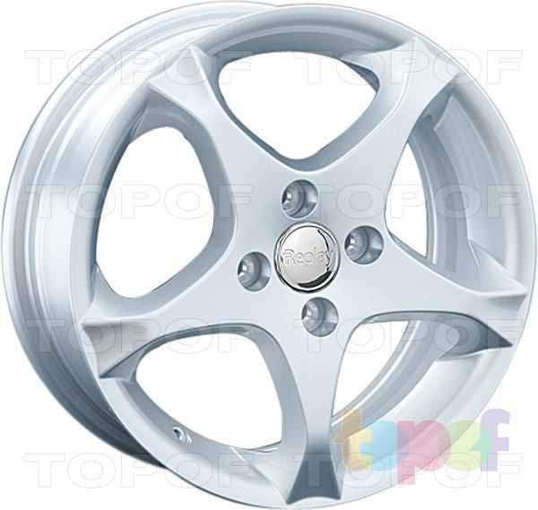 Колесные диски Replay (Replica LS) GN90 (GM90). Изображение модели #1