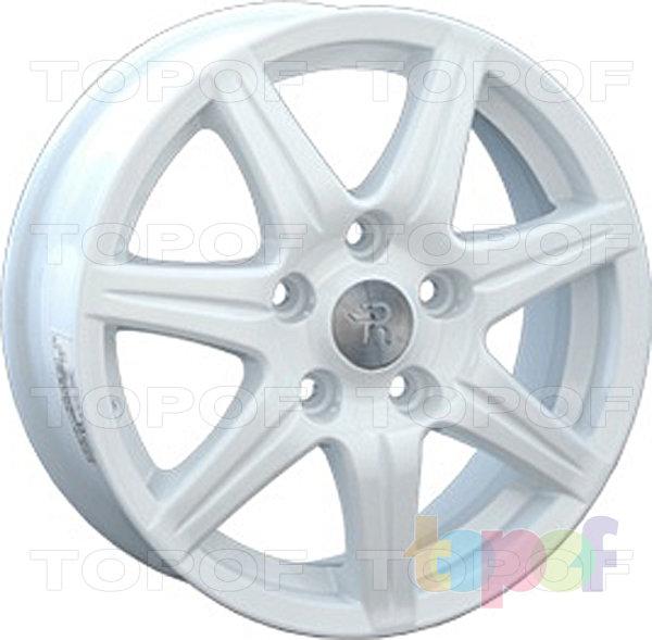 Колесные диски Replay (Replica LS) H11. Цвет - белый