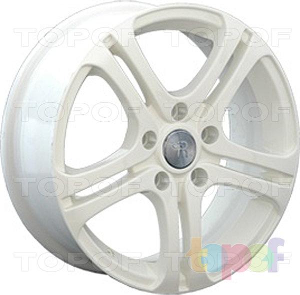 Колесные диски Replay (Replica LS) H13. Цвет - белый